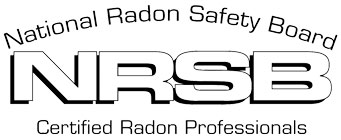 National Radon Safety Board Certified Radon Professional