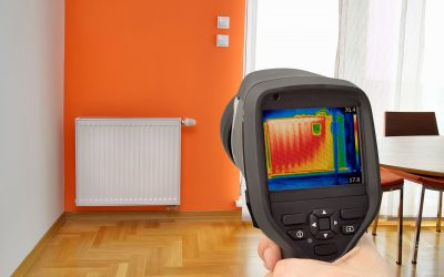 Infrared Thermal Imaging During Home Inspections