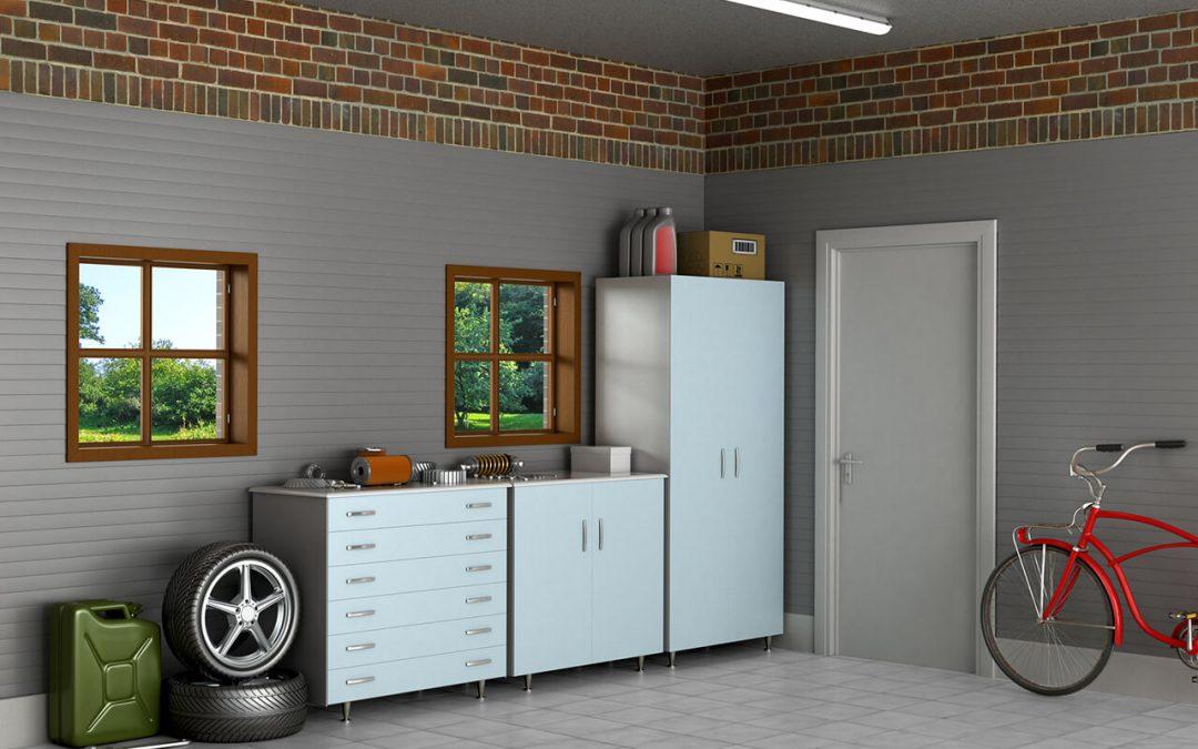 7 Devices for Garage Storage