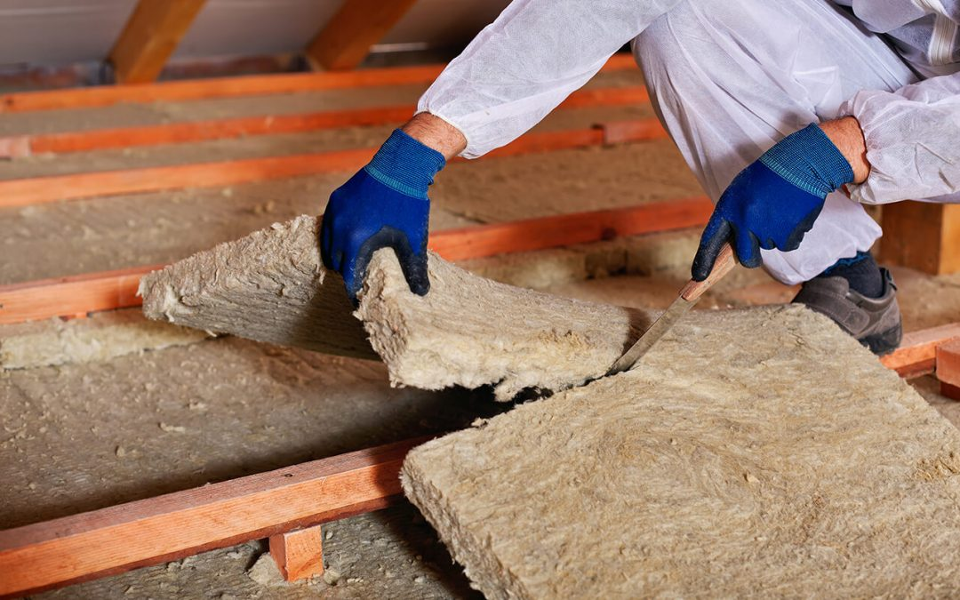 make your home more energy-efficient by adding insulation